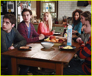 The Past Comes Back To Haunt Brandon in 'The Fosters' Tonight