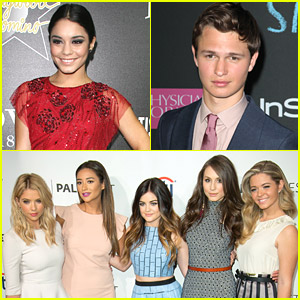 Vanessa Hudgens Set To Receive Trendsetter Of The Year Award at Young Hollywood Awards - Who Else Is Attending?