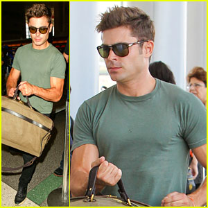Zac Efron's Weirdest Experience? Sleeping Next to a Man!