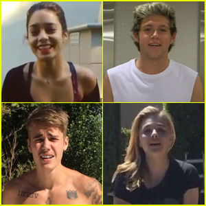 ALS Ice Bucket Challenge - Watch All the Celeb Videos!