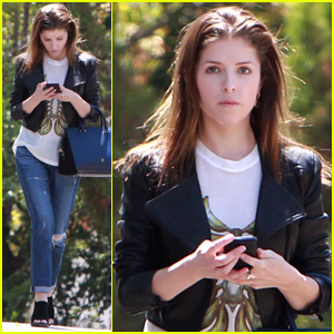 Anna Kendrick Reportedly Dating 'Drinking Buddies' Cinematographer Ben Richardson