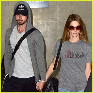 Ashley Greene Supports the 'Love is Louder' Movement