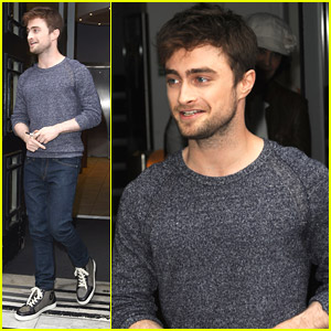 Daniel Radcliffe Talks Changing 'F Word' Into 'What If' For America