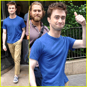 Daniel Radcliffe Talks 'What If': 'People Will See A Different Side To Me'