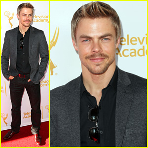 Derek Hough Originally Turned Down 'Dancing with the Stars' Offer!
