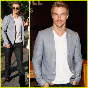 Derek Hough Talks Bullying in His New Book 'Taking the Lead'