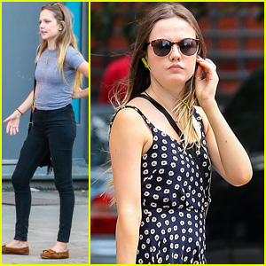 Emily Meade Steps Out After HBO Renews 'The Leftovers'