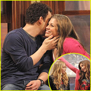 Cory & Topanga Are Being All Cory & Topanga in Tonight's 'Girl Meets World' & It's Massively Adorable