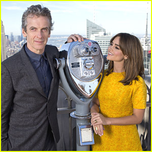 Is Jenna Coleman Leaving 'Doctor Who'?