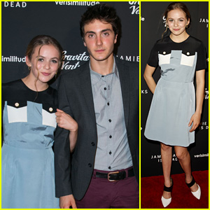 Morgan Saylor Premieres 'Jamie Marks Is Dead' with Noah Silver in L.A.