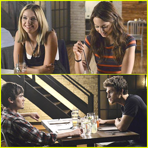 Hanna Takes Matters Into Her Own Hands With Caleb's Drinking Problem on 'Pretty Little Liars'