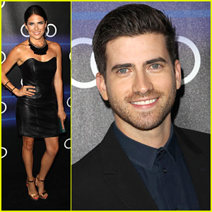 Ryan Rottman Suits Up For Audi's Emmy 2014 Kick Off Celebration