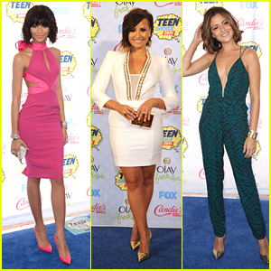 JJJ's Teen Choice Awards 2014 Best Dressed List Is Out!