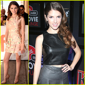 Anna Kendrick Brings 'Cake' to the Toronto Film Festival 2014!