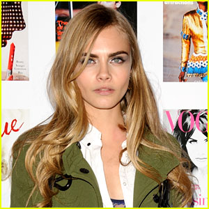 Cara Delevingne Set to Co-Star Opposite of Nat Wolff in John Green's 'Paper T