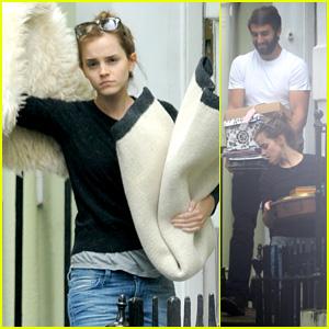 Did Emma Watson Move in With Boyfriend Matthew Janney?
