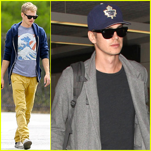 Hayden Christensen Flies to Toronto for TIFF 2014