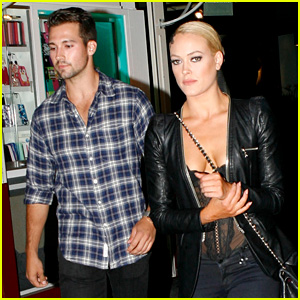 James Maslow Reunites with Peta Murgatroyd at 'DWTS' After-Party!