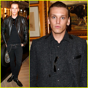 Jamie Campbell Bower is One Dapper Gentleman at Back-to-Back Events