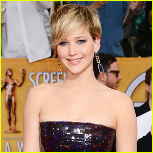 Jennifer Lawrence Named the 2015 Met Gala Co-Chair!