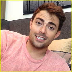 Jonathan Bennett Dishes on 'DWTS' for First JJJ Video Blog - Watch Now! (Exclusive)