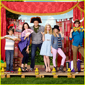 'Liv & Maddie' Stars Talk Season Two with JJJ!