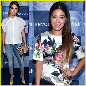 Nikki Reed is a Solo Lady at the People StyleWatch Denim Event!