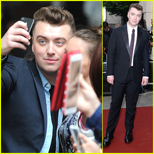Sam Smith Hits BBC Radio After GQ Men of the Year Awards 2014
