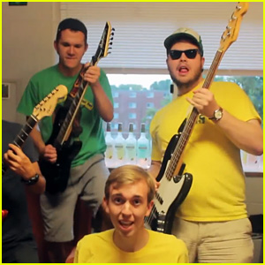 Watch Frat Brothers Lip-Sync Taylor Swift's 'Shake It Off'!