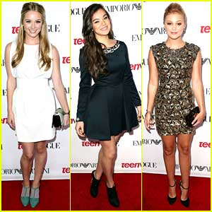 Teen Vogue Young Hollywood Party 2014 - JJJ's Best Dressed List Is Out!