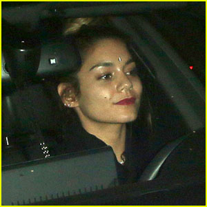 Vanessa Hudgens Hits the Town for a