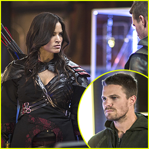 Oliver Keeps Searching For The Dark Archer on 'Arrow'