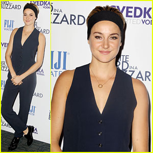 Shailene Woodley Might Be an Oscar Frontrunner for 'Fault in Our Stars'!