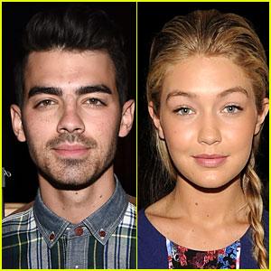 Joe Jonas & Gigi Hadid Are Just Friends! (Exclusive)