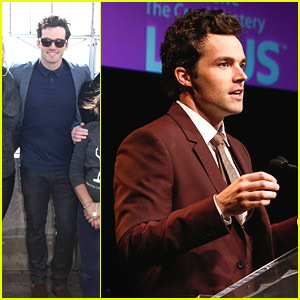 Ian Harding Recognized At Lupus Foundation Evening Of Hope Gala