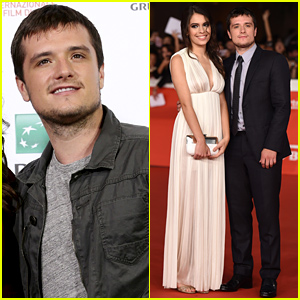Josh Hutcherson & Claudia Traisac Hit 'Escobar: Paradise Lost' Red Carpet Together!