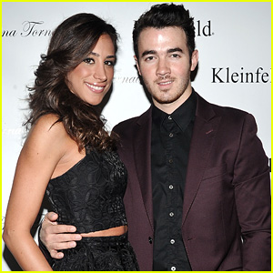 Kevin Jonas Emerges in NYC After Co-Directing Bethany Mota's Lyric Video