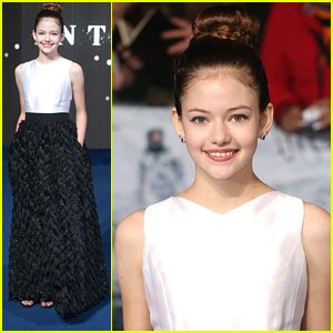 Mackenzie Foy Takes 'Interstellar' To Europe
