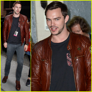 Nicholas Hoult Prefers Grounded & Realistic Characters