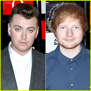 Sam Smith & Ed Sheeran Bring Home Awards at Xperia Access Q Awards