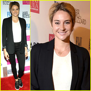 Shailene Woodley Doesn't Mind Nude Scenes When They're 'Truthful'