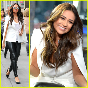We're Pretty Sure That Shay Mitchell Just Walked Out Of A Magazine - See The Stylish Pics!