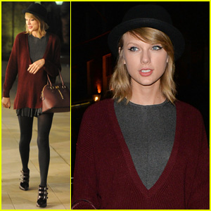 Find Out Why Taylor Swift is 'Freaking Out'!