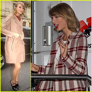 Taylor Swift Watches Fan 'Shake It Off' Like a Champion