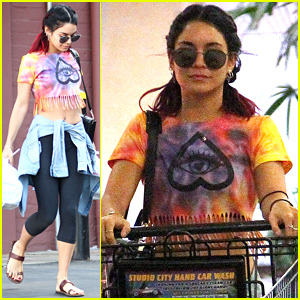 Vanessa Hudgens: 'Remind Someone You Love How Much You Appreciate Them'