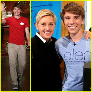 Alex from Target Makes First TV Appearance - Watch Now!