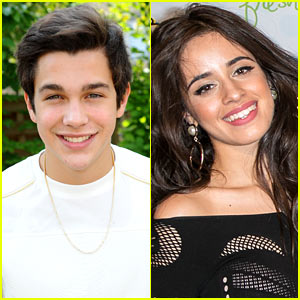 Austin Mahone & Camila Cabello Reunite at Birthday Party!
