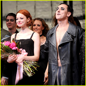 Emma Stone Makes Broadway Debut in 'Cabaret' (Photos)