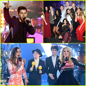 The Nickelodeon HALO Awards 2014 Air Tonight - See Sneak Peeks of Meghan Trainor, Echosmith & Nick Jonas' Performances!