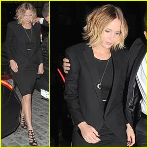 Jennifer Lawrence Jokes About Having Reverse Body Dysmorphia